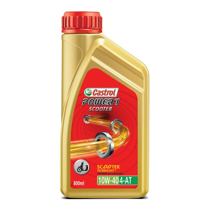 Castrol Power 1 Scooter 4T